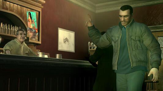 Grand Theft Auto IV - 4
