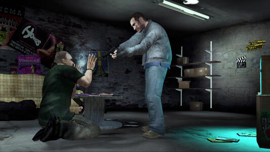 Grand Theft Auto IV - 9