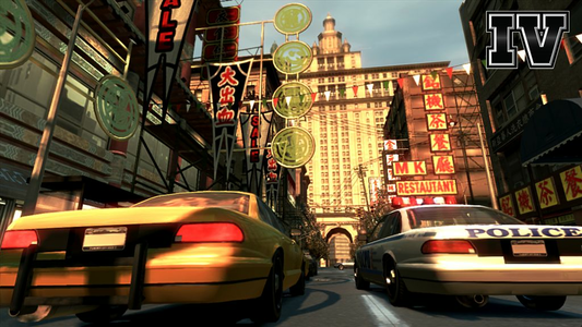 Videogioco Grand Theft Auto IV PlayStation3 9