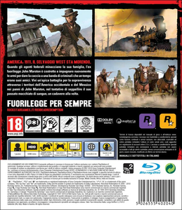 Videogioco Red Dead Redemption PlayStation3 10