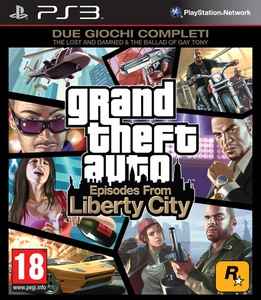 Videogioco Grand Theft Auto: Episodes from Liberty City PlayStation3 0