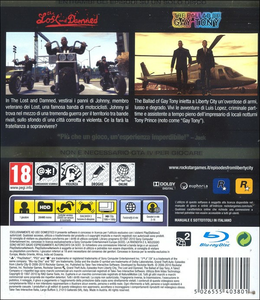 Videogioco Grand Theft Auto: Episodes from Liberty City PlayStation3 10