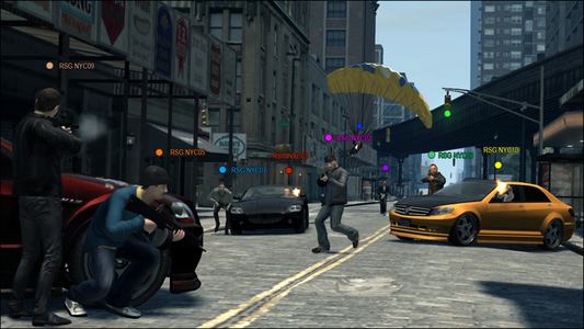 Videogioco Grand Theft Auto: Episodes from Liberty City PlayStation3 9