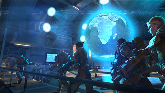 XCOM: Enemy Unknown - 6