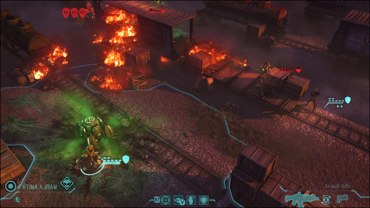 Videogioco XCOM: Enemy Unknown PlayStation3 9