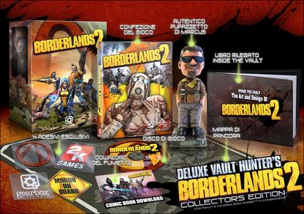 Videogioco Borderlands 2 Collector's Edition PlayStation3 4