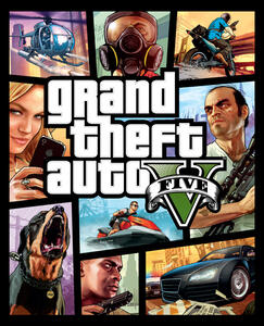 Take-Two Interactive Grand Theft Auto V, PS3 videogioco Basic PlayStation 3 Tedesca