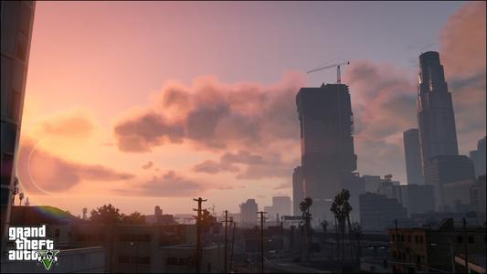 Videogioco Grand Theft Auto V (GTA V) PlayStation3 8