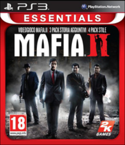 Videogioco Mafia II Essentials PlayStation3 0