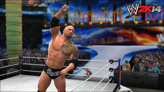 WWE 2K14 - 4