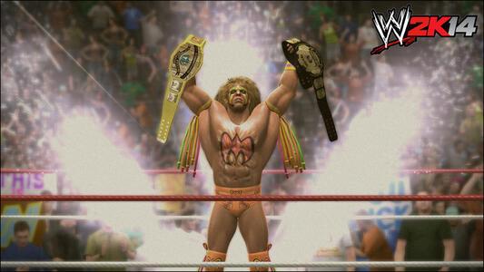 WWE 2K14 - 9