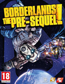 Sony Borderlands: The Pre-Sequel, PS3 PlayStation 3 Basic