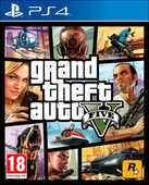 Videogiochi PlayStation4 Grand Theft Auto V (GTA V)