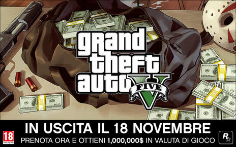 Grand Theft Auto V (GTA V) - 7
