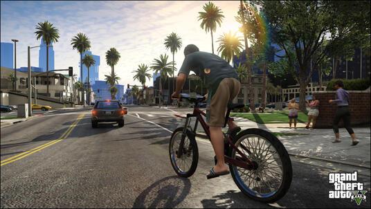 Grand Theft Auto V (GTA V) - 9