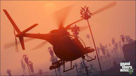 Grand Theft Auto V (GTA V) - 10