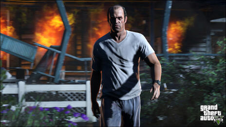 Grand Theft Auto V (GTA V) - 12