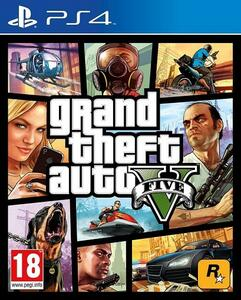 GTA V - PS4 [French Edition]