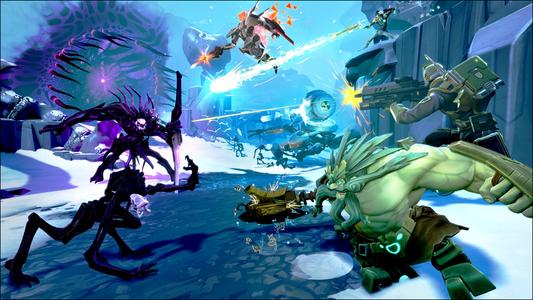 Videogioco Battleborn PlayStation4 5