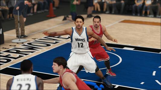 NBA 2K16 - 9