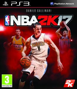 Videogioco NBA 2K17 - PS3 PlayStation3