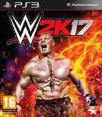 Videogiochi PlayStation3 WWE 2K17 - PS3