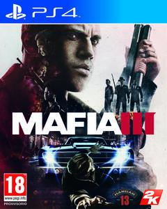 Mafia III - PS4 - 2