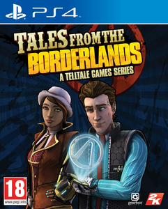 Videogioco Tales from the Borderlands PlayStation4 0