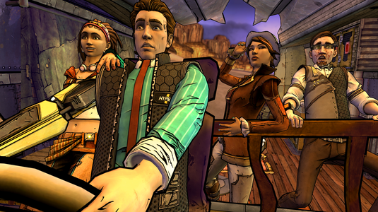 Videogioco Tales from the Borderlands PlayStation4 1