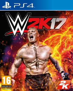 Videogioco WWE 2K17 - PS4 PlayStation4