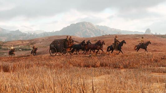 Red Dead Redemption 2 - PS4 - 13