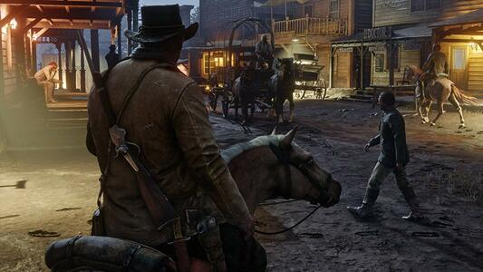 Red Dead Redemption 2 - PS4 - 15