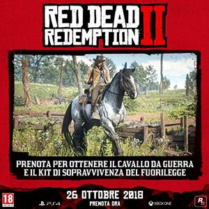 Red Dead Redemption 2 - PS4 - 3