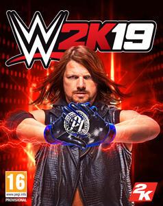 Sony WWE 2K19, Playstation 4 videogioco Basic Inglese