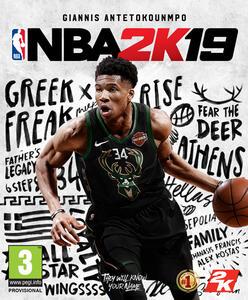 Take-Two Interactive NBA 2K19 PS4 videogioco Basic PlayStation 4