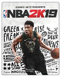 NBA 2K19 Steelbook Edition - PS4