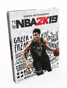 NBA 2K19 Steelbook Edition - PS4 - 7