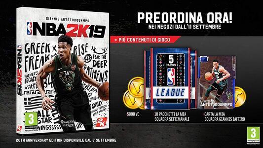 NBA 2K19 Steelbook Edition - PS4 - 9
