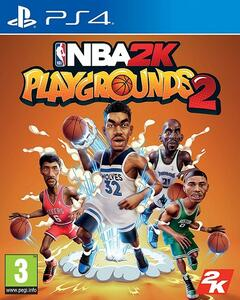 NBA 2K Playgrounds 2 - PS4 [French Edition]