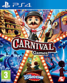 Carnival Games- PS4