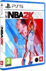 2K NBA 2K22 Basic Multilingua PlayStation 5
