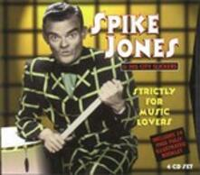 Strictly for Music Lovers - CD Audio di Spike Jones