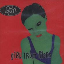 The Girl from Mars - CD Audio di Ash