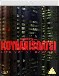 Locandina Koyaanisqatsi