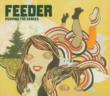 Pushing the Senses (Limited Edition) - CD Audio + DVD di Feeder