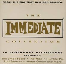 Immediate Collection - CD Audio