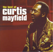 Best of - CD Audio di Curtis Mayfield