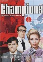 Cover CD Colonna sonora Champions