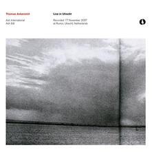 Live In Utrecht - CD Audio di Thomas Ankersmit