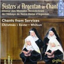 Sisters of Argentan in Chant - CD Audio